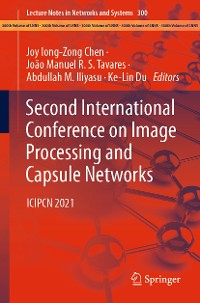 Cover Second International Conference on Image Processing and Capsule Networks