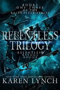 Cover Relentless Trilogy Box Set