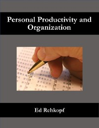 Cover Personal Productivity and Organization