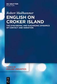 Cover English on Croker Island