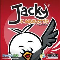 Cover Jacky l'aquilotto
