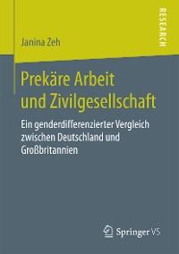Cover Prekäre Arbeit und Zivilgesellschaft