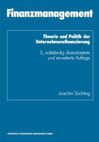 Cover Finanzmanagement