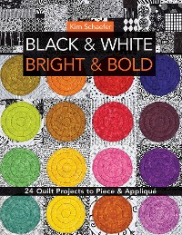 Cover Black & White, Bright & Bold