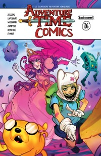 Cover Adventure Time Comics #16