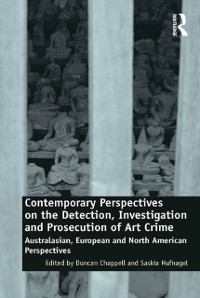 Cover Contemporary Perspectives on the Detection, Investigation and Prosecution of Art Crime
