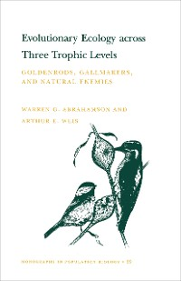 Cover Evolutionary Ecology across Three Trophic Levels