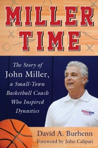 Cover Miller Time