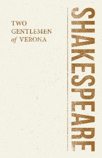 Cover Two Gentlemen of Verona