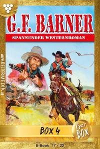 Cover G.F. Barner Jubiläumsbox 4 – Western