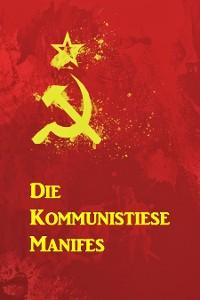 Cover Die Kommunistiese Manifes