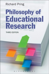 Cover Philosophy of Educational Research