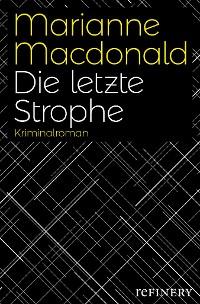 Cover Die letzte Strophe