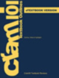 Cover e-Study Guide for: Cultural Psychology: Theory and Method by Carl M. Ratner, ISBN 9780306466601