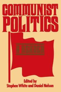 Cover Communist Politics