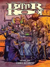 Cover Bitter Root (2018), Volume 1