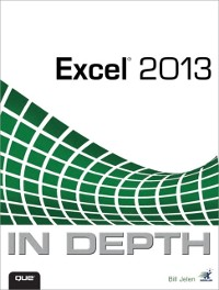 Cover Excel 2013 In Depth