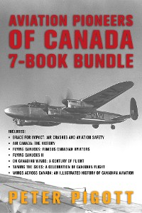 Cover Aviation Pioneers of Canada 7-Book Bundle
