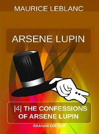 Cover The Confessions of Arsene Lupin