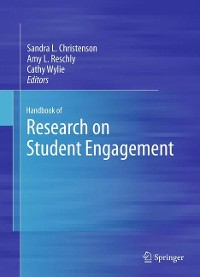 Cover Handbook of Research on Student Engagement