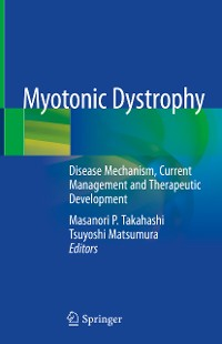 Cover Myotonic Dystrophy