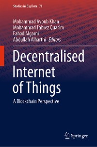 Cover Decentralised Internet of Things
