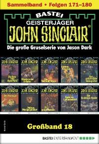 Cover John Sinclair Großband 18 - Horror-Serie