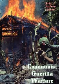 Cover Communist Guerilla Warfare