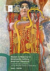 Cover Women in Medicine in Nineteenth-Century American Literature
