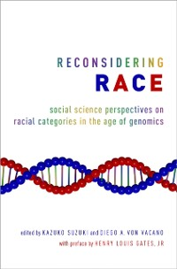 Cover Reconsidering Race
