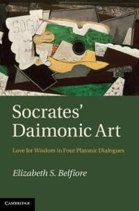 Cover Socrates' Daimonic Art