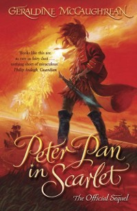 Cover Peter Pan in Scarlet