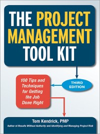 Cover The Project Management Tool Kit