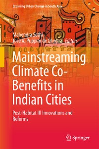 Cover Mainstreaming Climate Co-Benefits in Indian Cities