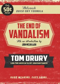 Cover The End of Vandalism