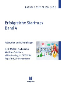 Cover Erfolgreiche Start-ups, Band 4