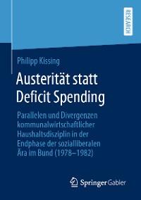 Cover Austerität statt Deficit Spending