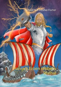 Cover Halvar's Erben erobern Walhal I