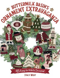 Cover Buttermilk Basin's Ornament Extravaganza