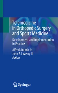Cover Telemedicine in Orthopedic Surgery and Sports Medicine
