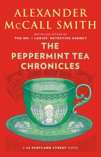 Cover Peppermint Tea Chronicles