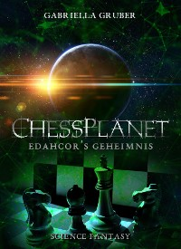 Cover ChessPlanet - Edahcor's Geheimnis