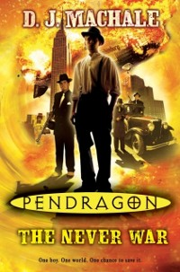 Cover Pendragon: The Never War