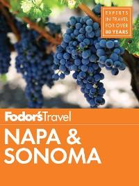 Cover Fodor's Napa & Sonoma