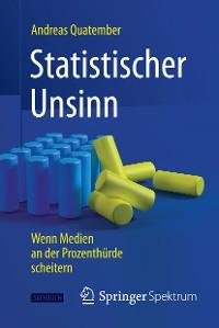 Cover Statistischer Unsinn