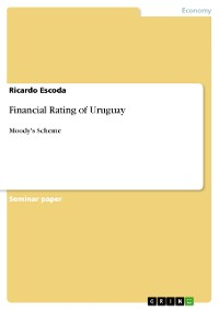 Cover Financial Rating of Uruguay