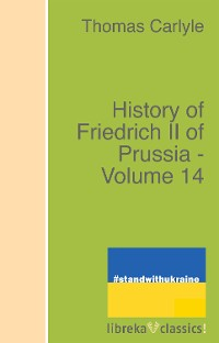 Cover History of Friedrich II of Prussia - Volume 14