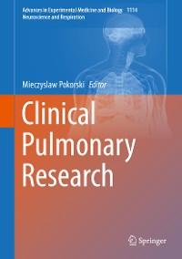 Cover Clinical Pulmonary Research