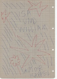 Cover William und Isa