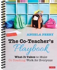 Cover The Co-Teacher's Playbook